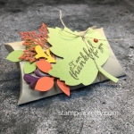 Another WOW! Video & Autumn Pillow Box