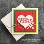 3 x 3 Mini Holiday Cards Part 2