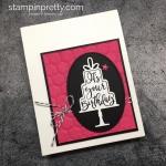 Celebration Thinlits Dies Birthday Card (& 20% off)!