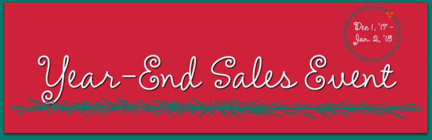 LAST CHANCE       Retiring Holiday Products & Year-End Sale