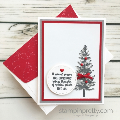 Stampin/' Up Christmas Greetings I Wooden Stamps I Retired