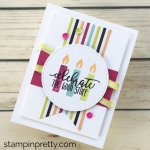 Celebrate the Arrival of Picture Perfect Stamp Set