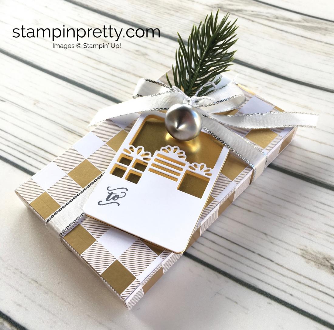 Year of cheer holiday gift box stampin 39 pretty for Loves fish box menu