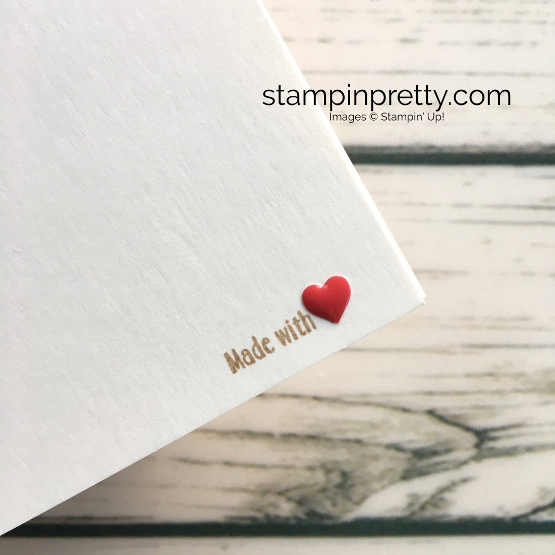 Learn how to create a mothers day card or valentine using stampin learn how to create a mothers day card or valentine using stampin up apron of love mary fish stampinup kristyandbryce Images