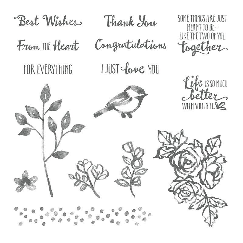 A 10 Minute Birthday Card Stampin Pretty