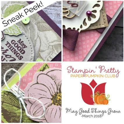 Earn Sale A Bration Rewards With Pre Paid Paper Pumpkin Kits