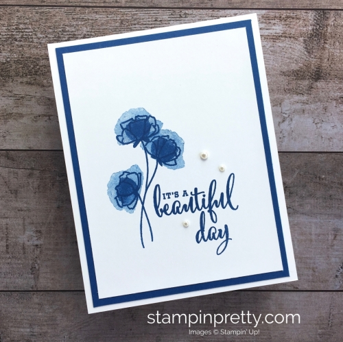Love What You Do Stamp Set - Mary Fish Stampin Up Card Ideas