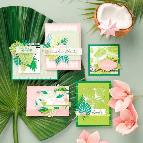 Tropical Escape Suite - Images © Stampin' Up!
