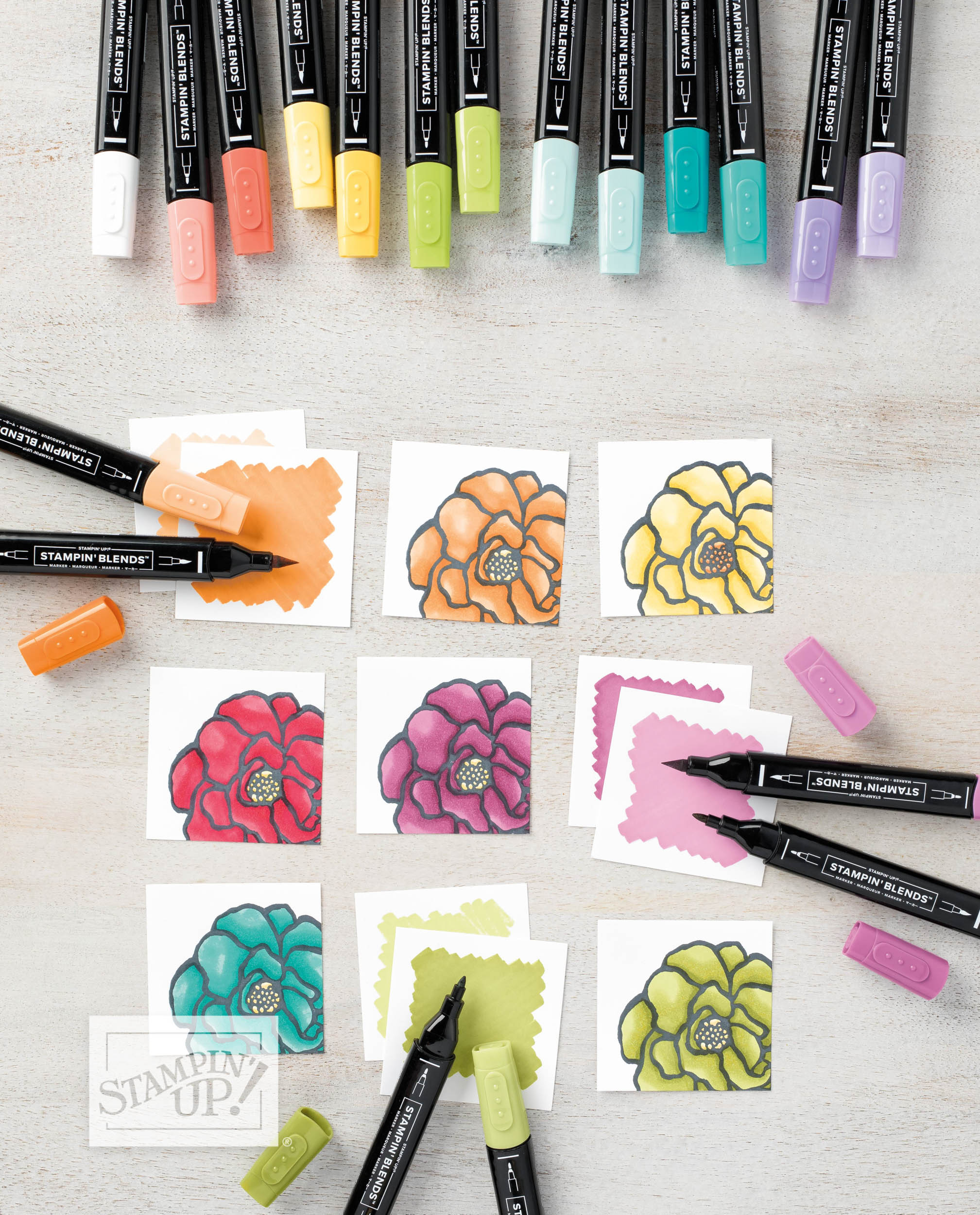 Stampin/' Up Markers CHOICE