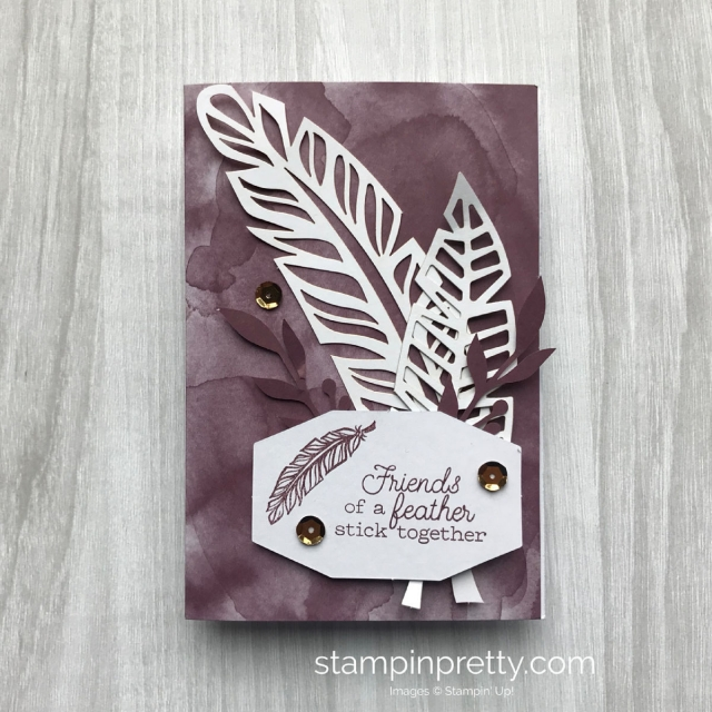 October 2018 Friends of a Feather Alternate Paper Pumpkin Ideas