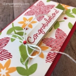 Happiness Surrounds Limited Release Stamp Set by Stampin