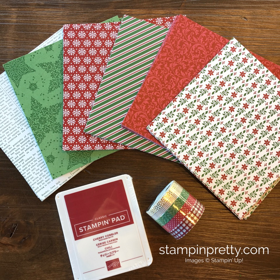 Blog Candy Giveaway! Stampin' Pretty, Mary Fish
