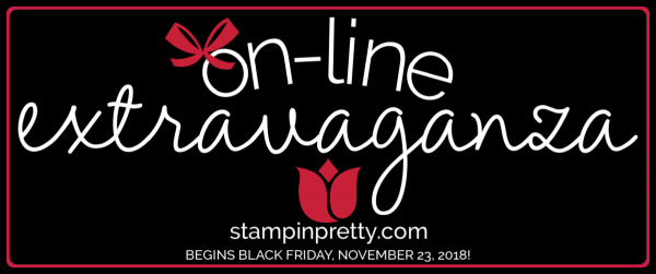 Stampin' Up! Black Friday Online Extravaganza