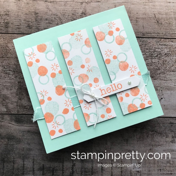 Day to Day December 2018 Paper Pumpkin Alternate by Mary Fish Stampin' Pretty