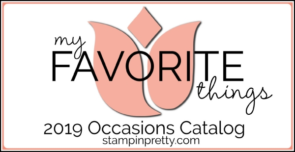 My Favorite Things Graphic Mary Fish Stampin' Prtty
