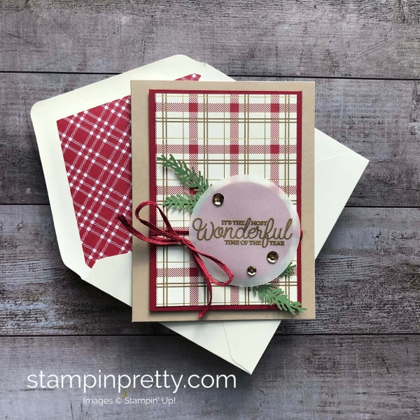 Paper Pumpkin Club To You & Yours November 2018 Alternate Ideas from Mary Fish, Stampin' Pretty