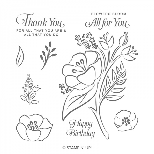 148664 All That You Are by Stampin' Up!