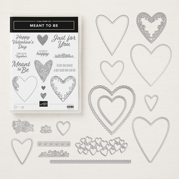 Meant to Be Bundle by Stampin' Up!