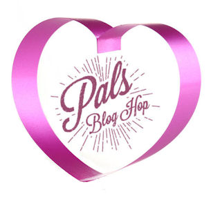 January 2019 Pals Blog Hop - From the Heart