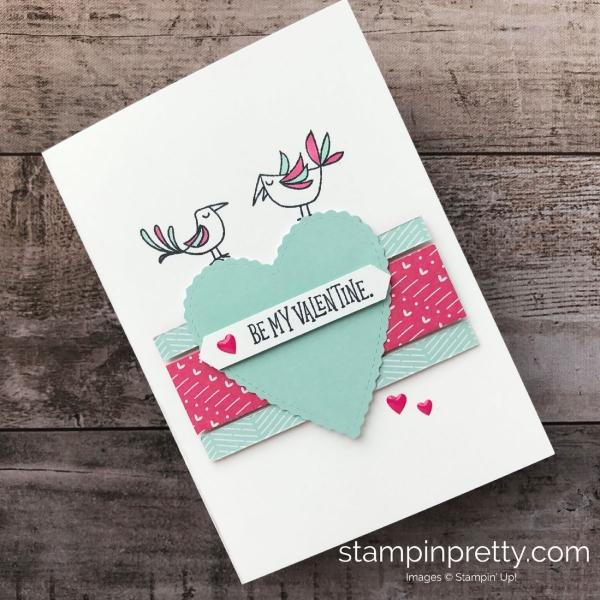 Paper Pumpkin January 2019 Be Mine Valentines Alt #1