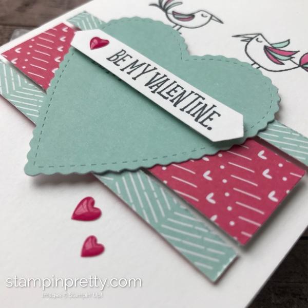 Paper Pumpkin January 2019 Be Mine Valentines Alt #1 Slant