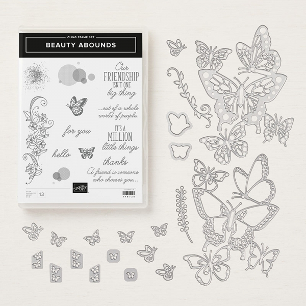 150617 Beauty Abounds Bundle Stampin' Up!