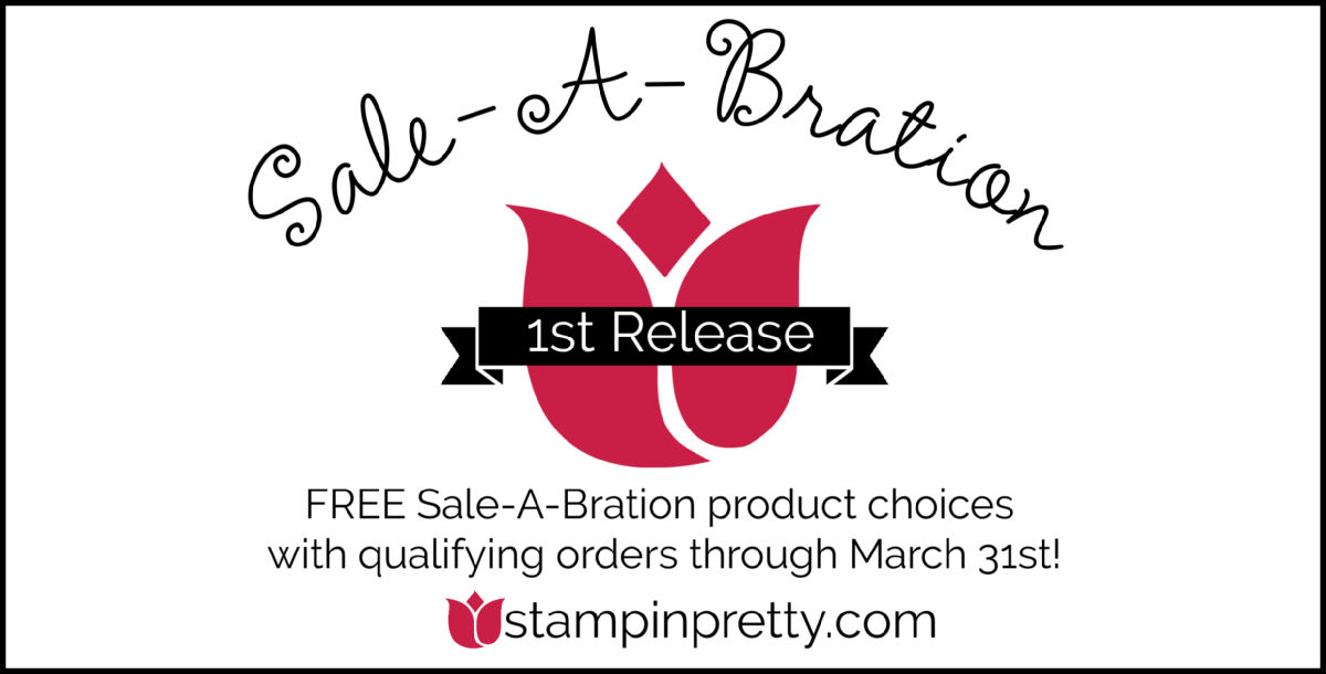Video Reveal: Sale-A-Bration 2nd Release & Coordinating