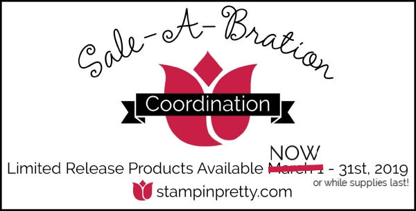 Sale-A-Bration Coordination Available Now