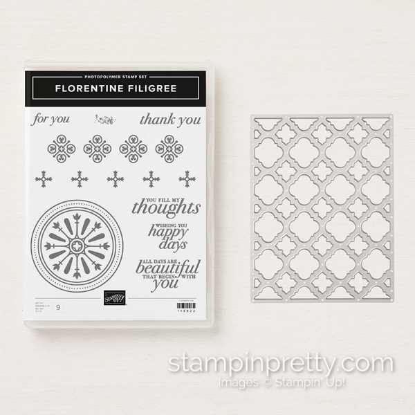150612 Florentine Filigree by Stampin' Up!