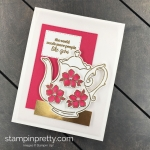 Create this card using the Part of My Story Stamp Set by Stampin
