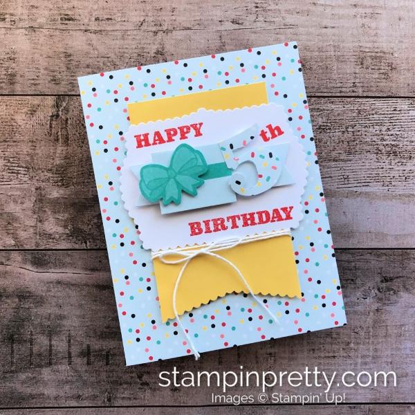 Paper Pumpkin Alt #1 Poppin Birthday March 2019