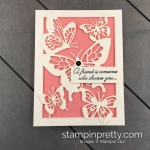 Beauty Abounds Butterfly Beauty Thinlits by Stampin