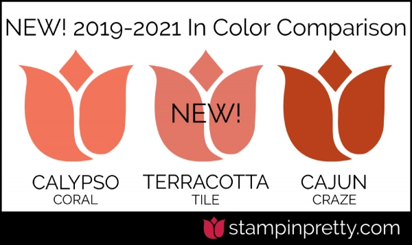 New In-Color Comparison - Terracotta Tile