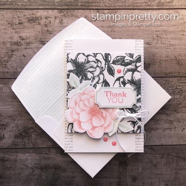 Paper Pumpkin Alternate #1 April 2019 Sentimental Rose