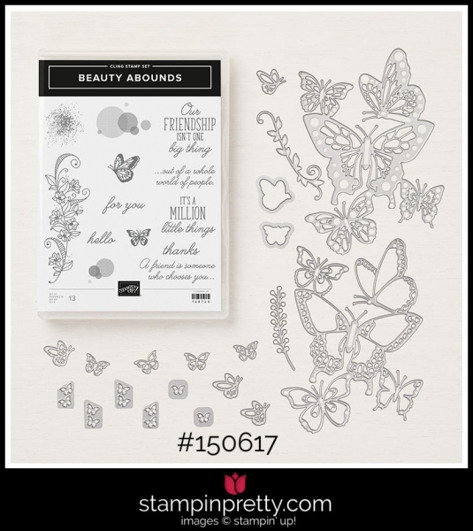 Stampin' Up! Bundle 150617 Beauty Abounds