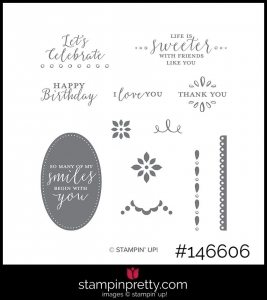 Stampin' Up! Detailed With Love