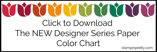 Download the DSP Color Chart
