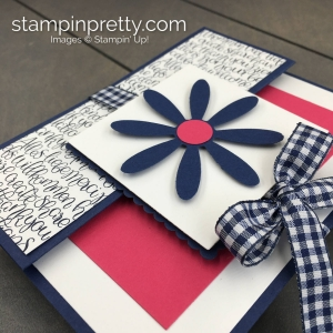 Pals Blog Hop Dandelion Wishes Daisy Punch by Stampin' Up! Mary Fish, Stampin' Pretty