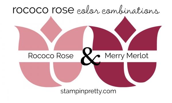 Rococo Rose & Merry Merlo Colored Tulips