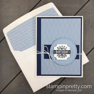 Stampin' Up! 2019-2021 In Color Combinations created by Mary Fish, Stampin' Pretty