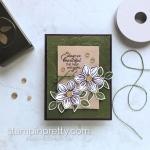 Floral Essence Bundle & Leaf Punch by Stampin