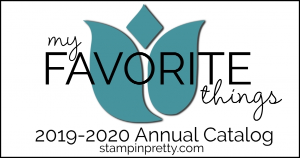 My Favorite Things 2019-2020 Annual Catalog