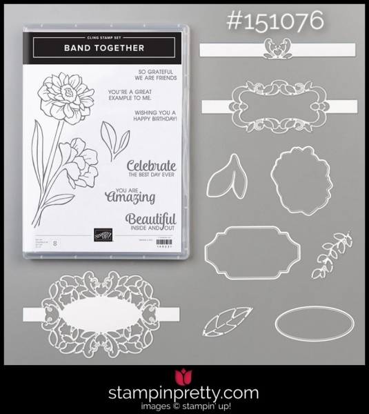 Stampin' Up! Bundle Band Together