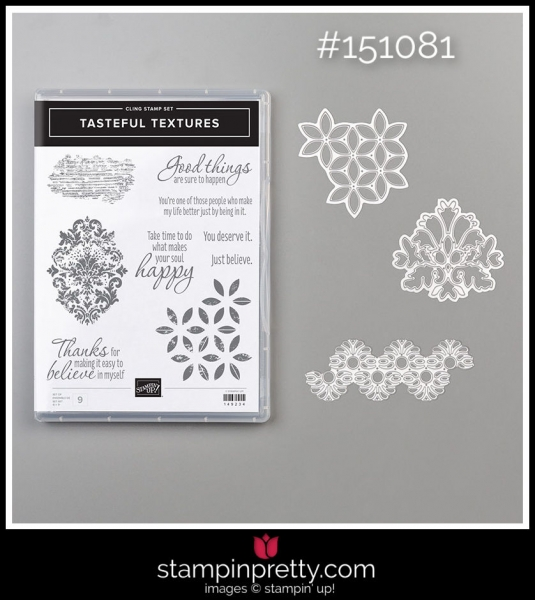 Stampin' Up! Bundle Tasteful Textures