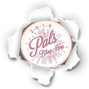 Pals Blog Hop 2019 July Badge