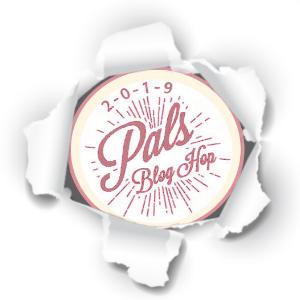 Pals Blog Hop 2019 July Badge