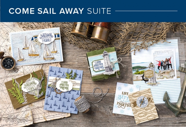 CM101012 Come Sail Away by Stampin' Up!