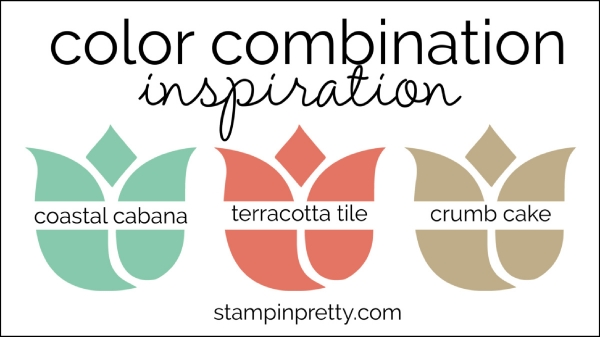 Color Combinations Coastal Cabana Terracotta Tile Crumb Cake
