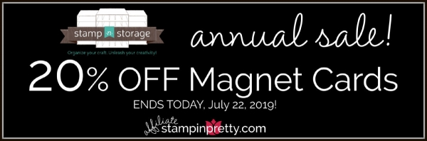 Ends Today 20% Off Magnet Cards