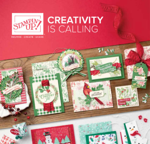 Request a FREE Stampin' Up! Catalog   Stampin' Pretty